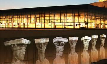 Tα μυστικά των Καρυάτιδων: Βραδινή ξενάγηση στο Nέο Μουσείο της Ακρόπολης