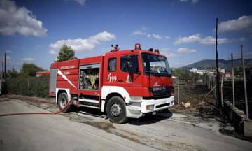 Υψηλός κίνδυνος πυρκαγιάς σήμερα - Ποιες περιοχές απειλούνται