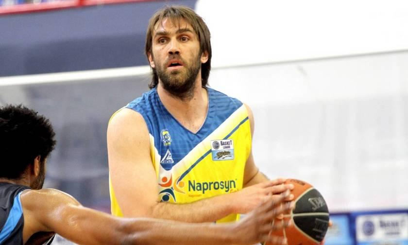 Ο Γιαννακόπουλος στο προπονητικό-τιμ του Λαυρίου