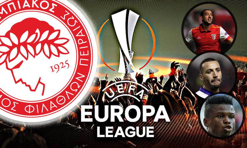 Οι όμιλοι του Europa League και η ενίσχυση