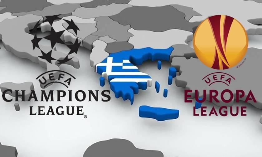 Για την Ελλάδα βρε παιδιά... - SOS για τις ομάδες μας στα κύπελλα της Ευρώπης