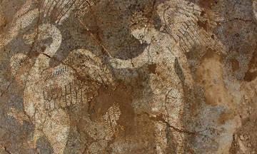 Άρτα: Ψηφιδωτό του 4ου αιώνα π.Χ. έφερε στο φως η αρχαιολογική σκαπάνη