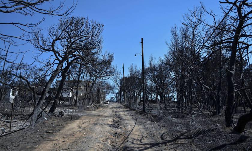 Πυρκαγιά στο Μάτι: 92 οι νεκροί- δύο οι αταυτοποίητοι