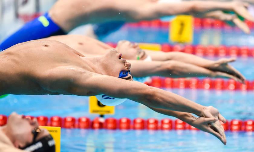 Ευρωπαϊκό Πρωτάθλημα Κολύμβησης: Πέμπτος με Πανελλήνιο ρεκόρ ο Χρήστου στα 200μ. ύπτιο