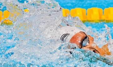 Ευρωπαϊκό Πρωτάθλημα Κολύμβησης: Εκτός η ομάδα 4Χ100μ. μικτή ομαδική ανδρών