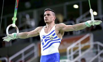 Ευρωπαϊκό Πρωτάθλημα Ενόργανης: Με άνεση στον τελικό των κρίκων ο Πετρούνιας!