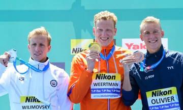 Ευρωπαϊκό Πρωτάθλημα Κολύμβησης: Ο Βέερτμαν το χρυσό στα 10χλμ.