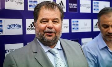 Μπαταγιάννης: «Να έχουμε ένα ανταγωνιστικό πρωτάθλημα»