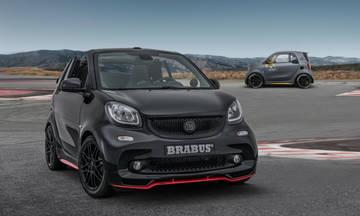 Ειδική έκδοση smart 125R BRABUS