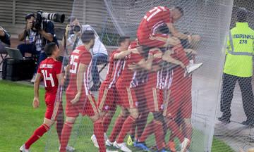 Η γκολάρα του Γκερέρο για το 3-0 (vid)