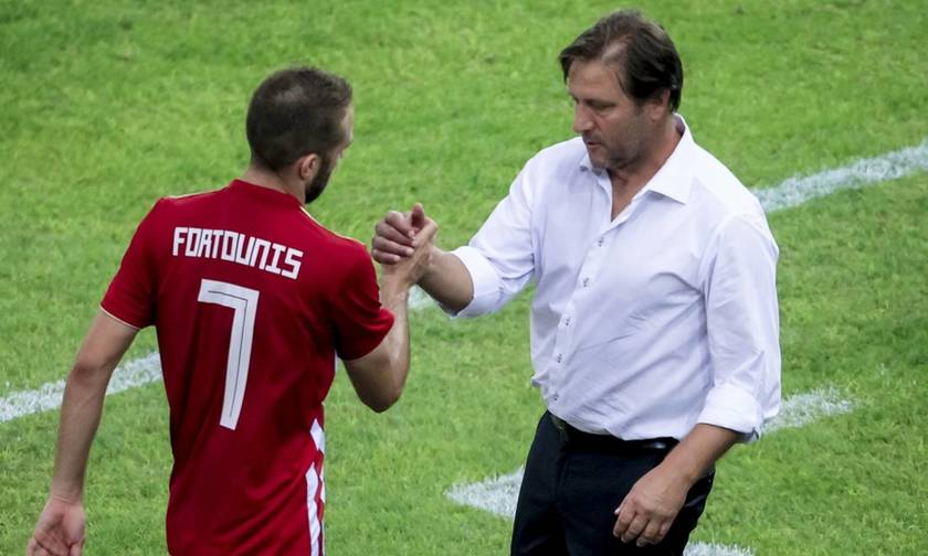 """Μαρτίνς: """"Θα βλέπετε έναν Ολυμπιακό που θα παίζει επιθετικό ποδόσφαιρο"""""""
