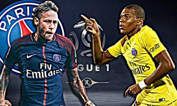 Ligue 1: Παρί Σεν Ζερμέν παρούσης πάσα αρχή παυσάτω