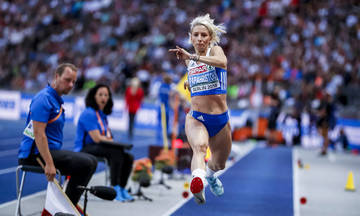 Ευρωπαϊκό Πρωτάθλημα Στίβου 2018: Το «χρυσό» άλμα της Βούλας Παπαχρήστου (vid)