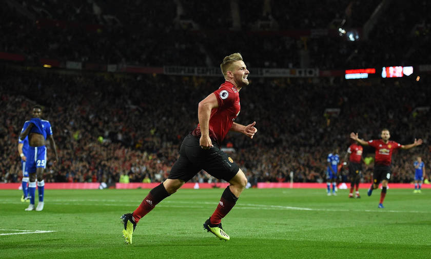 Η Γιουνάιτεντ πήρε το πρώτο «τρίποντο» της σεζόν στην Premier League (vid)