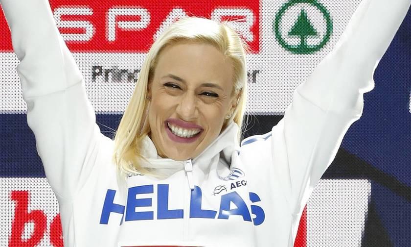Ευρωπαϊκό Πρωτάθλημα Στίβου 2018 - Τα μεγάλα ευχαριστώ της Νικόλ: «Το πρώτο στην ψυχή της ψυχής μου»