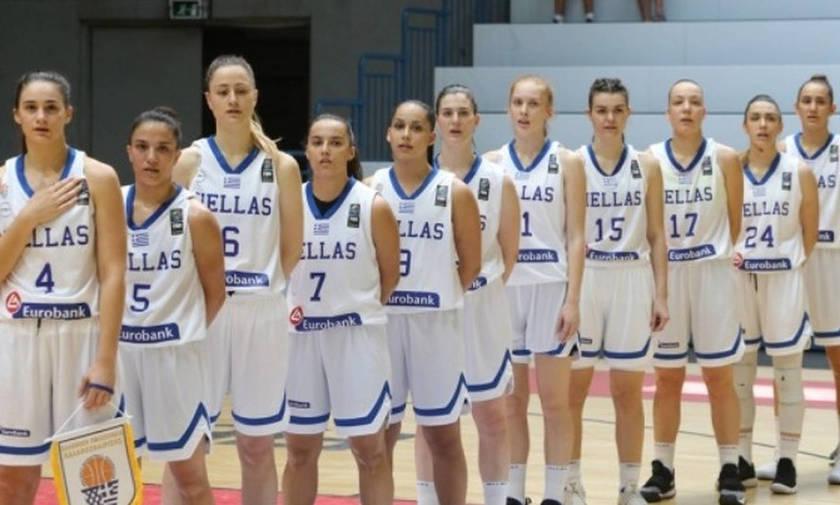 Ευρωπαϊκό Πρωτάθλημα: Με Μ. Βρετανία η Εθνική Νεανίδων