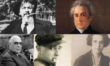 Πέντε κορυφαίοι Έλληνες ποιητές γράφουν μυθιστόρημα