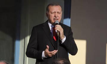 Ερντογάν: «Μπήκαμε στην Κύπρο για να αποτρέψουμε τη σφαγή Τούρκων»