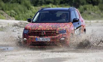 Πόσο πρακτικό θα είναι το Volkswagen T-Cross;