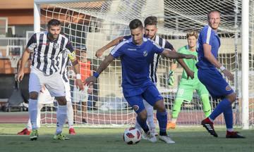 Πιο έτοιμος ο ΟΦΗ, νίκησε με 2-1 τον Απόλλωνα