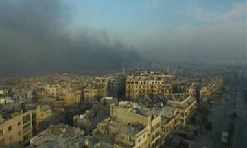 Συρία: Τουλάχιστον 53 άμαχοι νεκροί από βομβαρδισμούς σε Ιντλίμπ και Χαλέπι