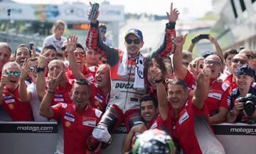 Ο Λορένθο νικητής στο GP της Ισπανίας
