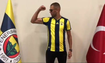 Η πιο καλτ παρουσίαση ποδοσφαιριστή έγινε στην Τουρκία (vid)