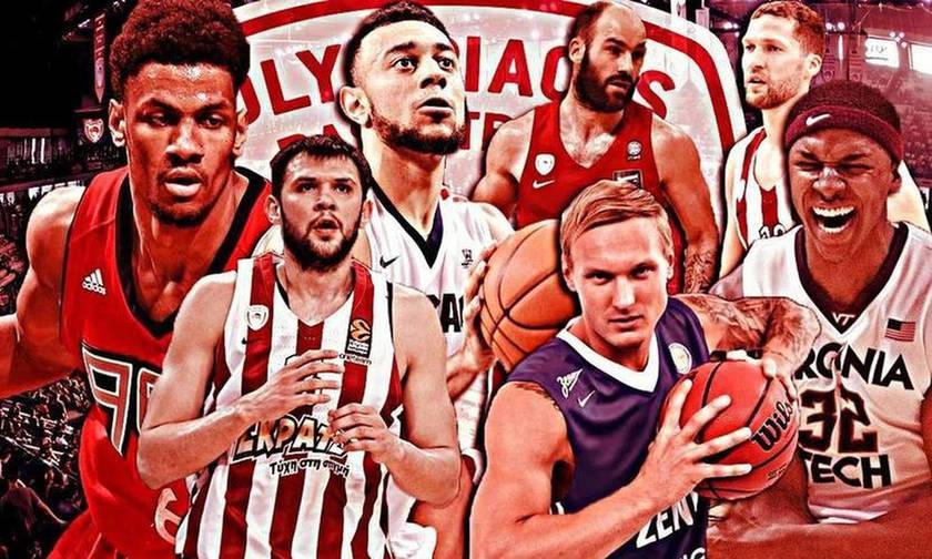 Αφίξεις πρό των πυλών στον μπασκετικό Ολυμπιακό