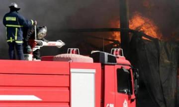 Συναγερμός στην Κρήτη: Ξέσπασε πυρκαγιά στις Κορακιές Ακρωτηρίου