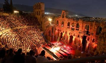 Ηρώδειο: Συναυλία αλληλεγγύης στους πυρόπληκτους την Τετάρτη 29 Αυγούστου