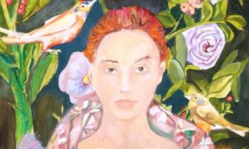 Έκθεση ζωγραφικής του Γιάννη Δανέλη στη Σύρο