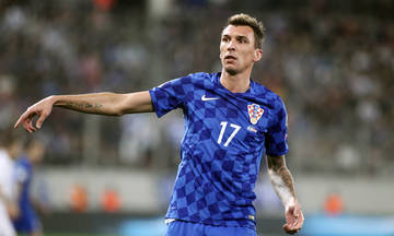 Ο Μάντζουκιτς αποχαιρέτησε την Κροατία