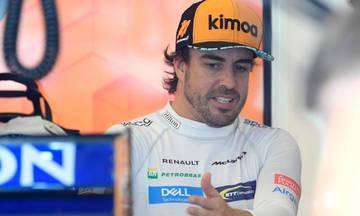Τέλος από την Formula 1 ο Φερνάντο Αλόνσο(vid)