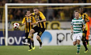 Όλα τα γκολ από το ΑΕΚ-Σέλτικ 2-1 (vids)