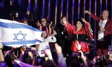 Eurovision: Στο Ισραήλ η διοργάνωση του επόμενου διαγωνισμού τραγουδιού