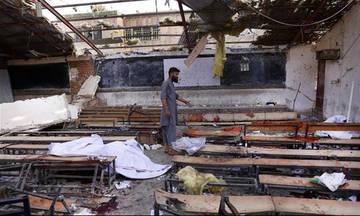 Τραγωδία με τουλάχιστον 25 νεκρούς στην Καμπούλ