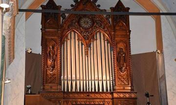 Το αρχαιότερο ελληνικό εκκλησιαστικό όργανο θα ηχήσει ξανά στη Σύρο