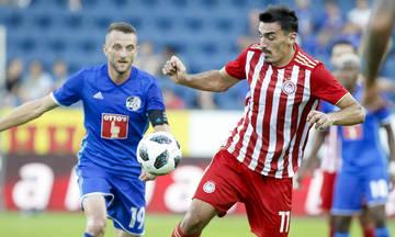 Γκολάζαρος και 2-0 ο Ολυμπιακός (vid)