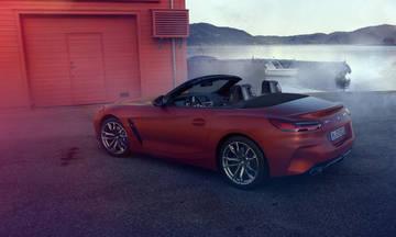 Πρώτες φωτογραφίες της νέας BMW Z4 (pics)
