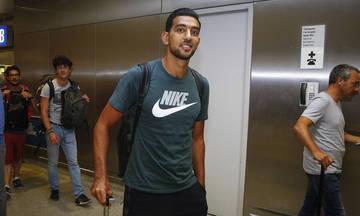 Έφτασε για τον Ολυμπιακό ο Χασάν!