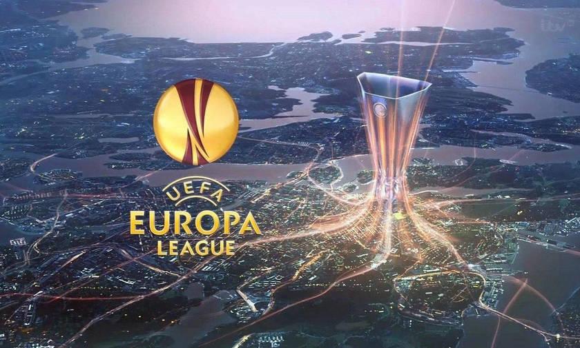 Europa League: Ιδού τα ζευγάρια στα πλέι οφ