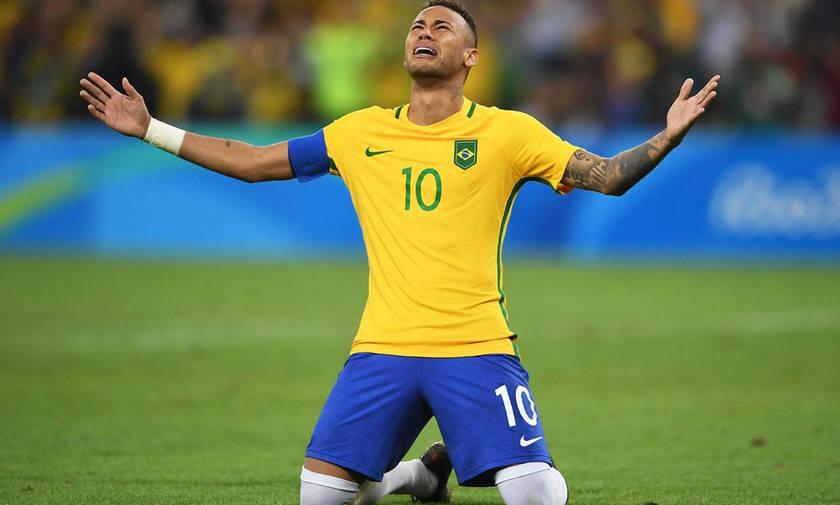 Το ρεκόρ του Νεϊμάρ με την Βραζιλία