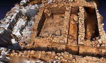 Νέα αρχαιολογικά ευρήματα στην ακρόπολη της αρχαίας Πάφου