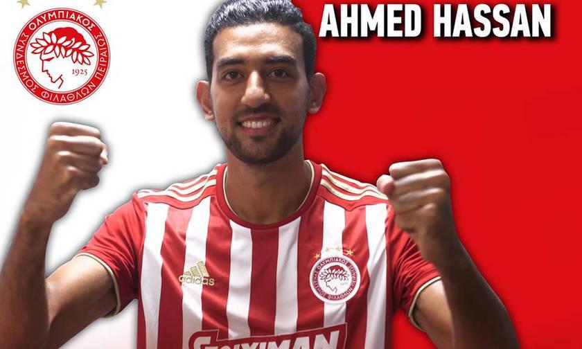 Επίσημο: Ανακοινώθηκε ο Χασάν από τον Ολυμπιακό!