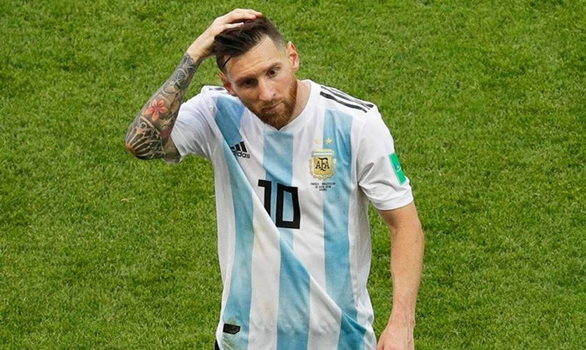 Χωρίς τον Μέσι θα αγωνιστεί η Αργεντινή με Γουατεμάλα και Κολομβία