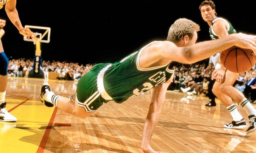 Η ημέρα που ο Λάρι Μπερντ σταμάτησε το μπάσκετ