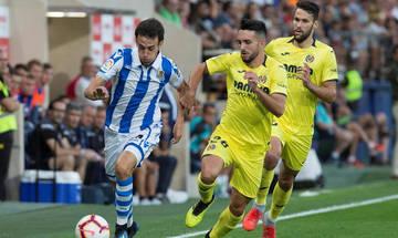 Primera Division: Ανατροπή για την Σοσιεδάδ,ισόπαλες Θέλτα-Εσπανιόλ