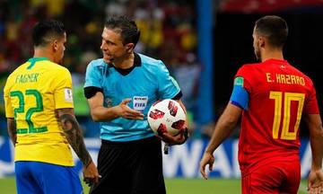 Playoffs Champions League: Ο Μάζιτς σφυρίζει το ματς Μπενφίκα - ΠΑΟΚ