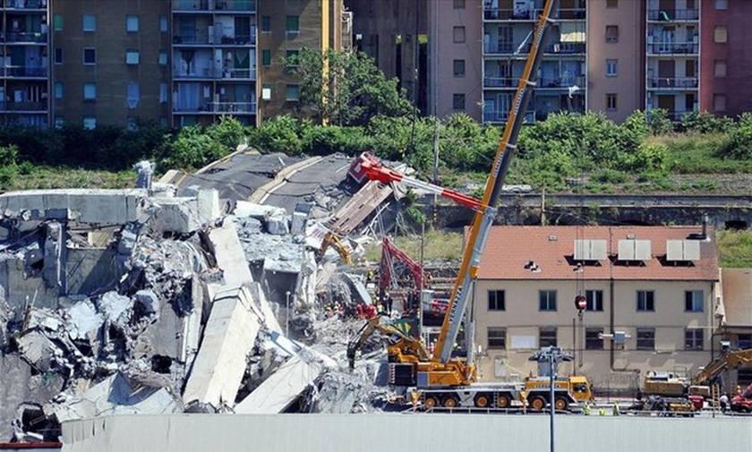 Τραγωδία χωρίς τέλος στη Γένοβα: Στους 43 οι νεκροί