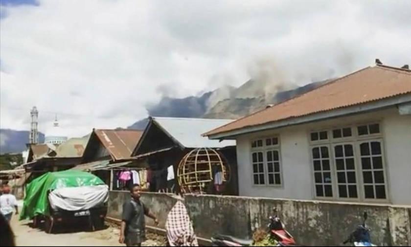 Δύο νέοι ισχυροί σεισμοί στην Ινδονησία στα 6,3 και 7 ρίχτερ (vid)